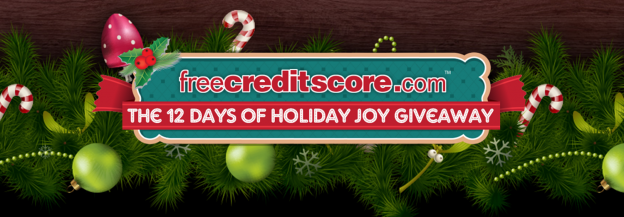 Free Credit Score 2013 Christmas Sweepstakes