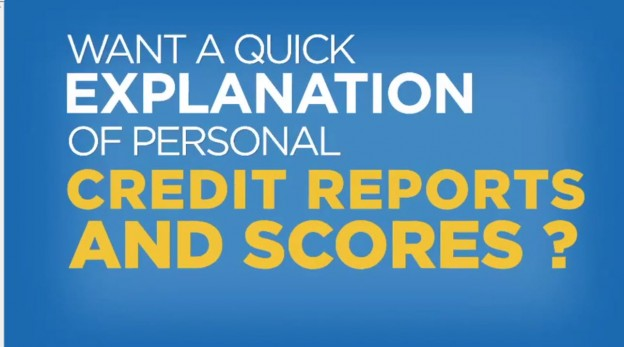 credit score vs credit report